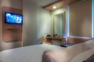 Deluxe Room Mhotel jakarta