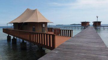 pulau putri cottage