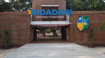 Pulau Bidadari Front gate