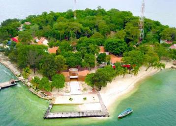 pulau bidadari merupakan salah satu pulau resort di pulau seribu
