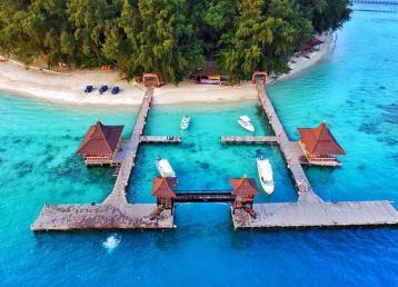 pulau sepa merupakan salah satu pulau resort di pulau seribu