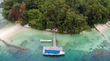 cover pulau genteng kecil